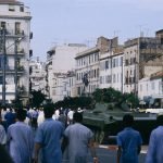 Riots in Algiers